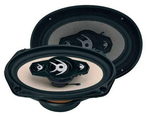 Автомобильные колонки Soundmax SM-CSA694 - фото 1