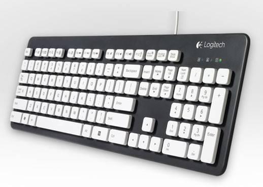 Клавиатура Logitech K310 черный - фото 2