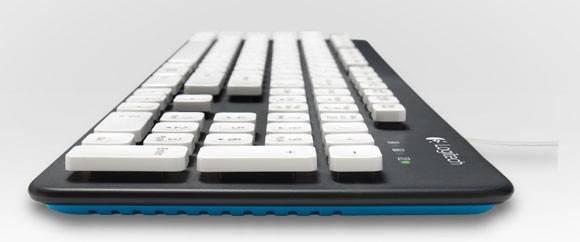 Клавиатура Logitech K310 черный - фото 4