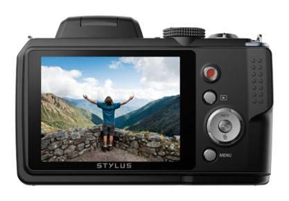 Фотоаппарат Olympus SP-820UZ черный - фото 2