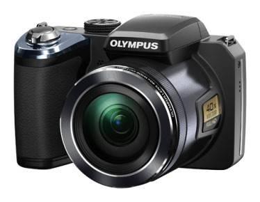 Фотоаппарат Olympus SP-820UZ черный - фото 3