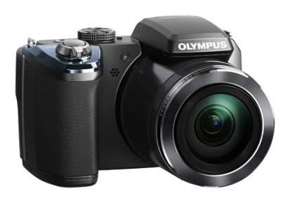 Фотоаппарат Olympus SP-820UZ черный - фото 4