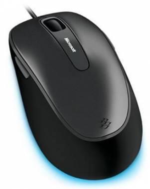 Мышь Microsoft Comfort 4500 серый / черный