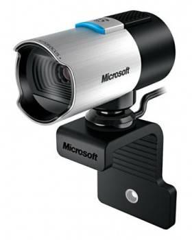 Камера Web Microsoft LifeCam Studio серебристый (Q2F-00018)
