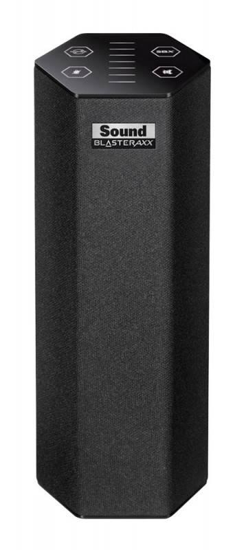 Колонки Creative Sound Blaster Axx SBX 8 черный (70SB138000000) - фото 1