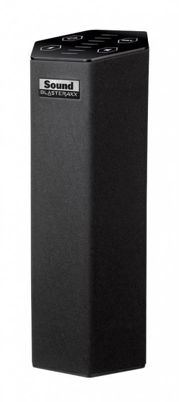 Колонки Creative Sound Blaster Axx SBX 8 черный (70SB138000000) - фото 2