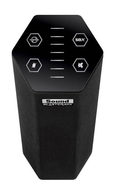 Колонки Creative Sound Blaster Axx SBX 8 черный 2.0 - фото 3