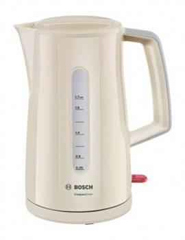Чайник электрический Bosch TWK3A017 бежевый
