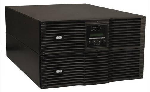 ИБП Tripplite SmartOnline SU10000RT3UG черный - фото 1