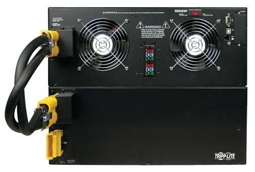 ИБП Tripplite SmartOnline SU10000RT3UG черный - фото 3