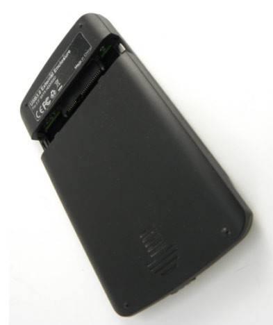 Внешний корпус для HDD/SSD AgeStar 3UB2A12 SATA черный - фото 2
