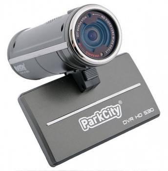 Видеорегистратор Parkcity DVR HD 530 черный