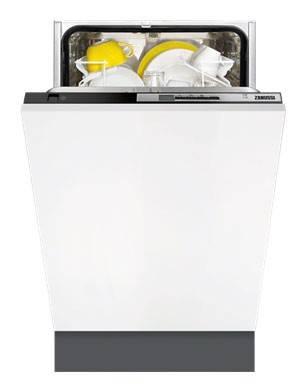 Посудомоечная машина встраиваемая Zanussi ZDV15001FA - фото 1