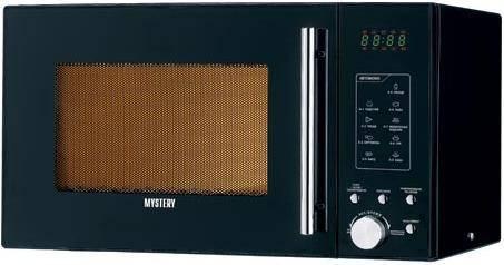 СВЧ-печь Mystery MMW-2309GS черный - фото 1