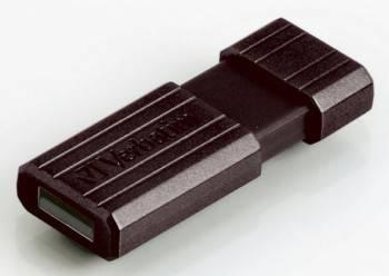 Флеш диск 64Gb Verbatim Pinstripe