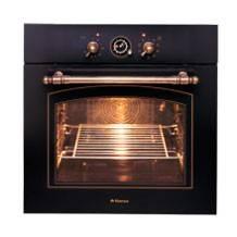 Духовой шкаф электрический Hansa BOES68120090 черный