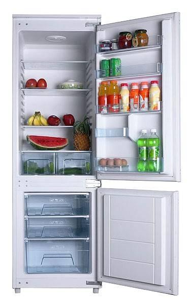 Холодильник Hansa BK313.3 белый - фото 1