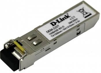 Трансивер D-Link DEM-220T