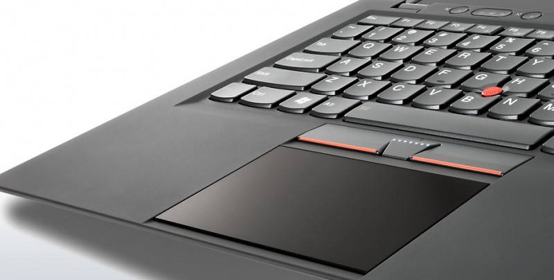 "Ультрабук 14"" Lenovo ThinkPad X1 Carbon черный - фото 12"