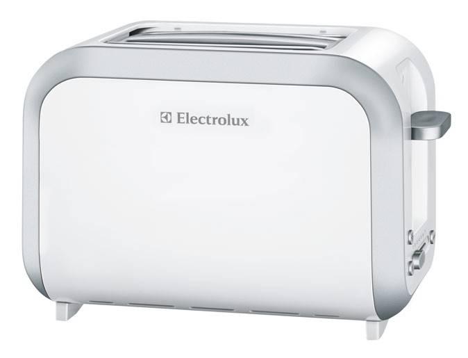 Тостер Electrolux EAT3130 белый - фото 1