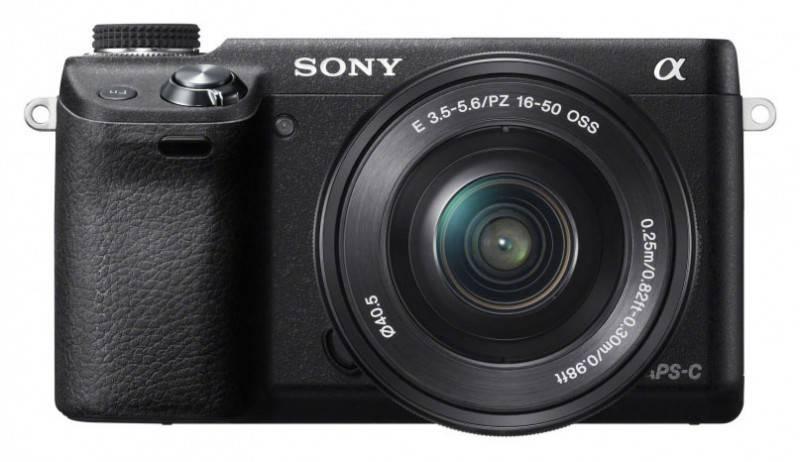 Фотоаппарат Sony Alpha NEX-6L kit черный - фото 2