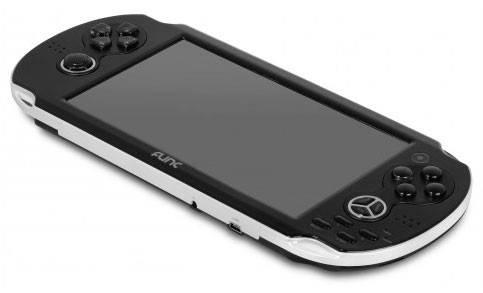 Игровая консоль Func Titan-02 черный - фото 2