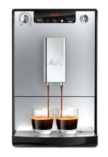 Кофемашина Melitta Caffeo Solo серебристый/черный (6571856)