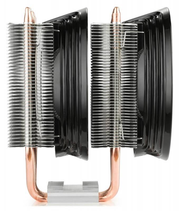 Устройство охлаждения(кулер) Deepcool FROSTWIN v2.0 Ret - фото 4