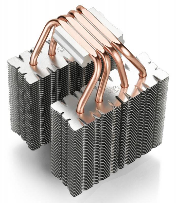 Устройство охлаждения(кулер) Deepcool FROSTWIN v2.0 Ret - фото 6