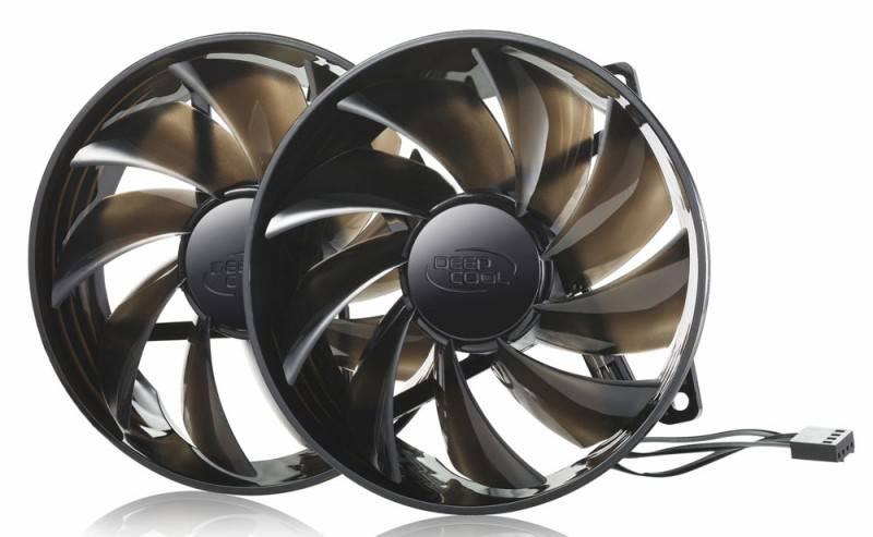 Устройство охлаждения(кулер) Deepcool FROSTWIN v2.0 Ret - фото 7