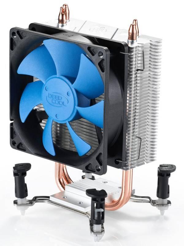 Устройство охлаждения(кулер) Deepcool GAMMAXX 200 Ret - фото 7