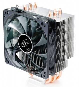 Устройство охлаждения(кулер) Deepcool GAMMAXX 400 (GAMMAXX400)