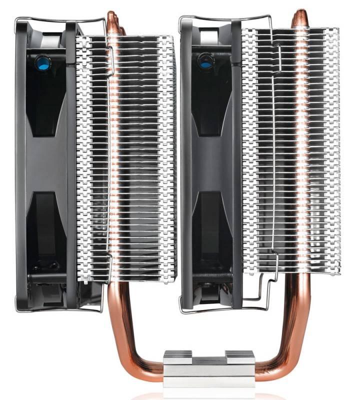 Устройство охлаждения(кулер) Deepcool NEPTWIN Ret - фото 6