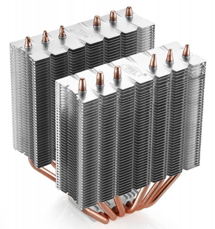 Устройство охлаждения(кулер) Deepcool NEPTWIN Ret - фото 7