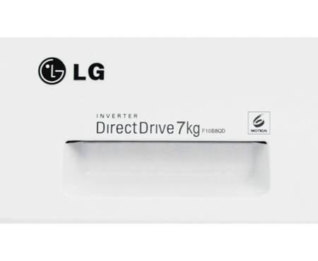 Стиральная машина LG F10B8QD белый - фото 4