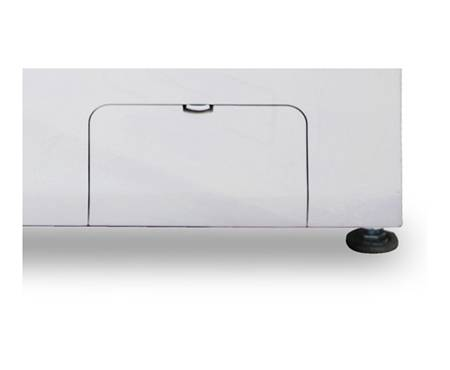 Стиральная машина LG F10B8QD белый - фото 6