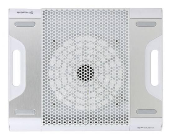 "Подставка для ноутбука 17"" Thermaltake Massive 23 LX белый (CLN0026) - фото 1"
