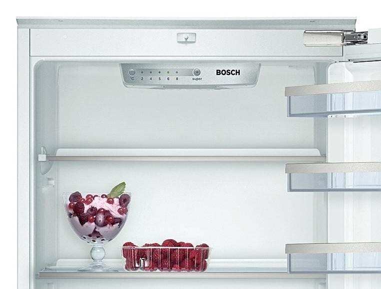 Холодильник Bosch KIV38A51RU белый - фото 2