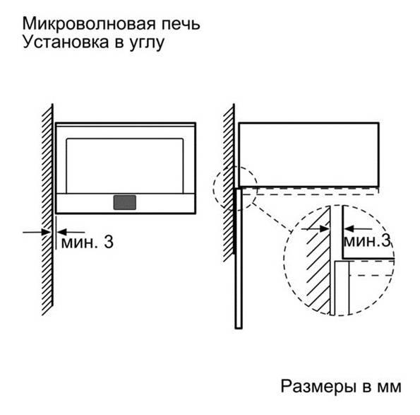 В продаже микроволновая печь bosch hmt85ml23