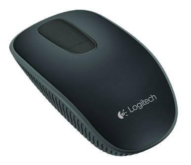 Мышь Logitech Zone Touch T400 черный - фото 4