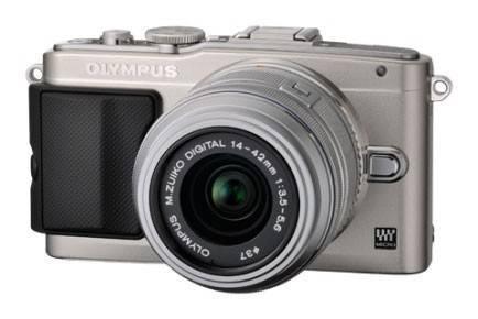 Фотоаппарат Olympus PEN E-PL5 kit серебристый - фото 1