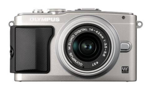 Фотоаппарат Olympus PEN E-PL5 kit серебристый - фото 2