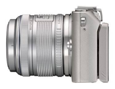 Фотоаппарат Olympus PEN E-PL5 kit серебристый - фото 5