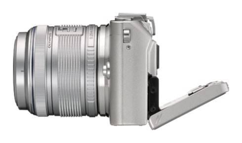 Фотоаппарат Olympus PEN E-PL5 kit серебристый - фото 6