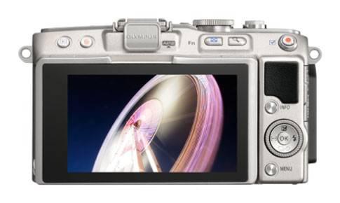 Фотоаппарат Olympus PEN E-PL5 kit серебристый - фото 9