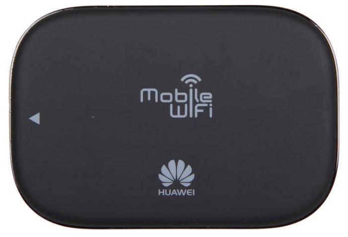 Модем 3G Huawei E5151 RJ-45/USB черный - фото 4