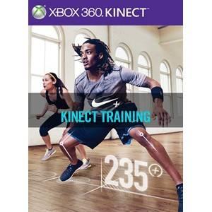 Игра для Xbox360 Microsoft Kinect Nike Training - фото 1