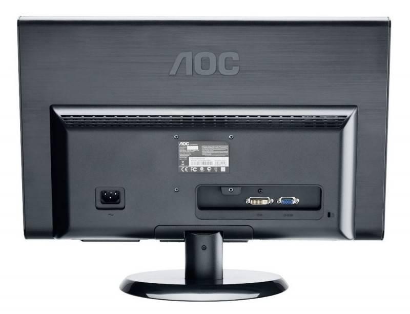 """Монитор 21.5"""" AOC E2250Swdak - фото 3"""