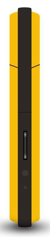 mp3-плеер 4Gb Digma U1 оранжевый/черный - фото 3