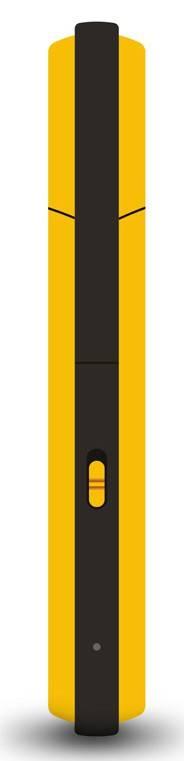 mp3-плеер 4Gb Digma U1 оранжевый/черный - фото 4